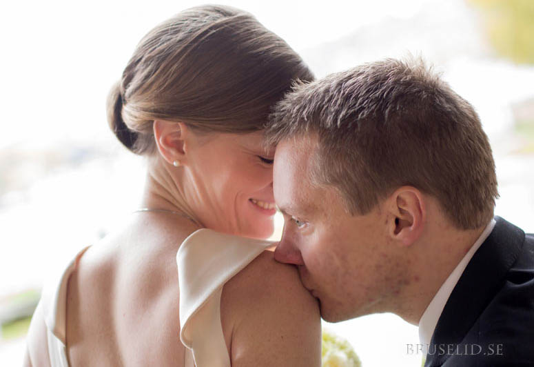 höstbröllop fotografering