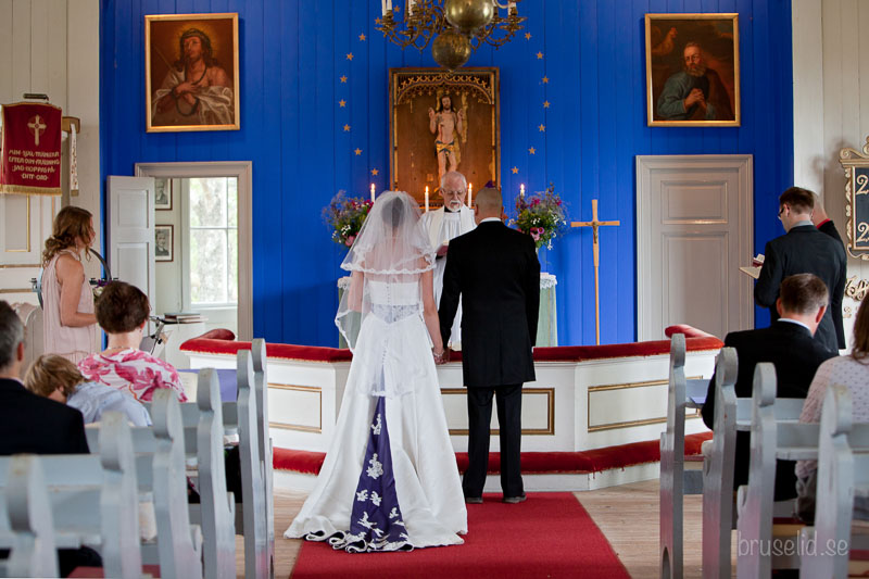 Bröllop M&H - bröllopsfotografering