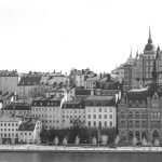 poster 70x50 stockholm södermalm s/v