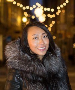 cathy portrait Stockholm